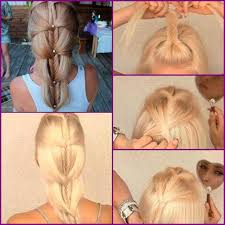 How To Make Your Beautiful Hair Style Step By DIY Tutorial Instructions Picture Tutorials Diy Craft