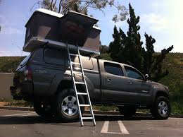 100 Truck Tent Camper Roof Top On A Tacoma Used Roof Top S Pinterest Roof