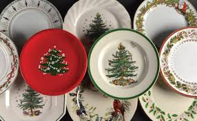 Spode Christmas Tree Platter by The Dish 2015 Holiday Newsletter