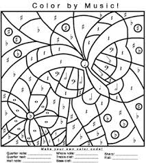 Site Image Music Coloring Pages