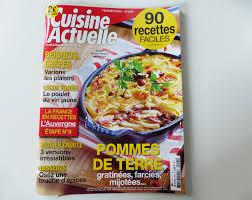 cuisine actuelle recette le magazine cuisine actuelle met à la une nos amies elise et julie