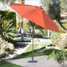 Walmart Patio Umbrellas With Solar Lights by Blue Patio Umbrella With Solar Lights Target Decor Beauteous
