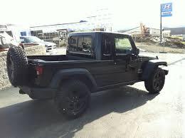 100 Jeep Wrangler Truck Conversion Kit Laurel Chrysler Dodge Ram The