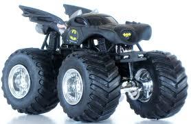 Toys And Stuff: Mattel 2011 Hot Wheels #W2305-091C Monster Jam Batmobile