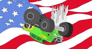 100 Monster Truck Shows Ma I Went Jam In Anaheim And It Was Terrifying Inverse