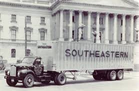 100 Southeastern Trucking When Freight Lines Made Its First Delivery Over 60