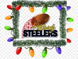 Pittsburgh Steelers Steeler Nation Christmas Ornament