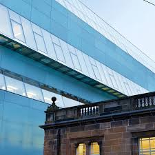 100 Jm Architects London Damage To Steven Holls Reid Building Revealed Following Mackintosh Fire