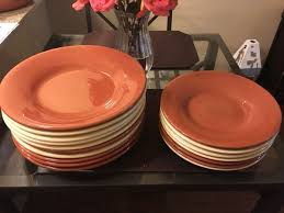 Pottery Barn Sausalito Macy s The Cellar Plates And Platters