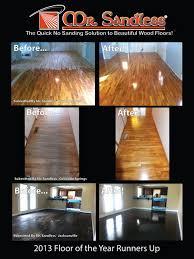 Sandless Floor Refinishing Edmonton by Mr Sandless In Vancouver Homestars