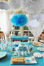 paper boat christening party via kara s party ideas kara