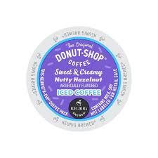 Sweet Creamy Nutty Hazelnut Iced Coffee K CupR Pods 88ct For Less