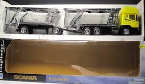 NEW RAY Trucks Scania R 124/400 11743 Car Holder