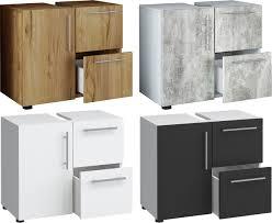 badmöbelsets waschbeckenunterschrank weiß waschbeckenschrank