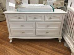 Sorelle Verona Double Dresser Combo French White by Sorelle Verona Double Dresser Hutch In French White Double
