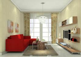 pendant l design light yellow living room 3d house