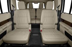 Luxury Suv With Second Row Captain Chairs by 2014 Ford Flex Price Photos Reviews U0026 Features