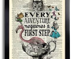 Adventures In Decorating Facebook by Alice In Wonderland Etsy
