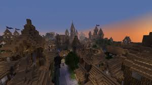 Minecraft Automatic Pumpkin Farm 1710 by Kargeth Medieval City World Project Minecraft Project
