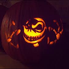 Jack Nightmare Before Christmas Pumpkin Carving Stencils by 87 Best Pumpkins Ideas Images On Pinterest Happy Halloween