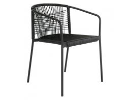 JAMBI Black Synthetic Rattan Garden Dining Chair Lotta Ding Chair Black Set Of 2 Source Contract Chloe Alinum Wicker Lilo Chairblack Rattan Chairs Uk Design Ideas Nairobi Woven Side Or Natural Flight Stream Pe Outdoor Modern Hampton Bay Mix And Match Brown Stackable