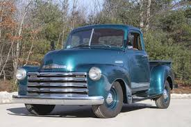 100 1952 Chevy Panel Truck Chevrolet 3100 For Sale 2067642 Hemmings Motor News