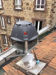 tourelle cuisine l imperial pose d une tourelle d extraction cuisine 400 c 2h
