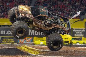 100 Monster Trucks Atlanta GA Jam