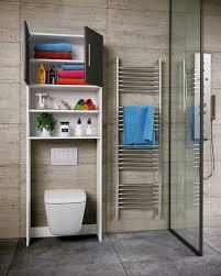 vcm wc überbauschrank toilette schrank badschrank badregal badmöbel hochschrank totas 190 x 64 wc toilette überbauschrank totas farbe weiß