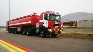 100 Airport Fire Truck Riga International Heavy Water Foam ARFF S