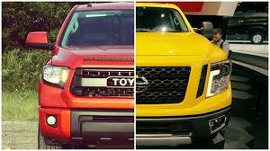 2018 Nissan Titan Vs Toyota Tundra Comparison For Canada Comparison Test 2016 Chevrolet Colorado Vs Gmc Canyon Diesel Truck Tool Compare 2017 Ford F150 Toyota Truck Comparison Blog Post List Mike Bass Midsize Best Pickup Trucks Toprated For 2018 Edmunds Ram 1500 Silverado Big Three Chevy New Small Used Trucks Check More At Http Hilux Versus Ranger Review Salary Full Size Huge Monster In To A Young Lady Stock Image