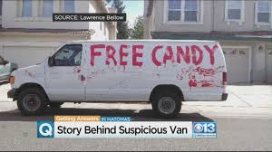 Mystery Behind Creepy 'Free Candy' Van Driving Around Sacramento ... Umc Ice Cream Truck Used Food For Sale In Pennsylvania Agcs Famous Candy Agc Dare Takes Made Better Message To The Streets Marketing Magazine Tempers Flare Over Patricks Pantry By Tanner Harding 1995 Intertional Crew Cab Eye Photo Image Gallery Lilac Festival Calgary Cheap Find Deals On Line At Alibacom Nitto Drivgline Gas Galpin Auto Sports Ford Raptor Icon 1954 Chevrolet Ton Pickup The Star Candy Apple Red Truck Bballchico Flickr Greenlight M2 Machines World Hot Wheels More Whats New In