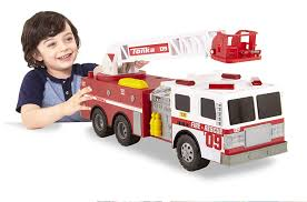 Amazon.com: Tonka 6735 Spartans Fire Engine Toy Vehicle, Red: Toys ...