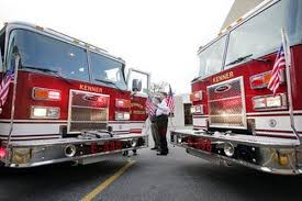100 Old Fire Trucks Kenner Sells Old Fire Truck To Smaller City Nolacom