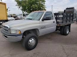 2001 Dodge Ram 3500 Stake Bed Truck For Sale | Salt Lake City, UT ...
