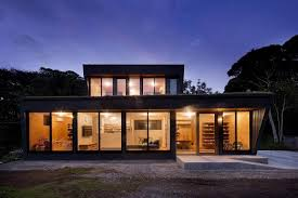 104 Japanese Modern House Plans Sustainable Home With Grass Roof And A Breezy Design