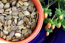 Toasting Pumpkin Seeds In Microwave by Healthy Pumpkin Seed Pesto Recipe