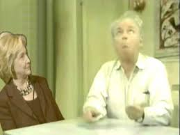 Archie Bunker Chair Quotes by Hillary Clinton And Archie Bunker Youtube