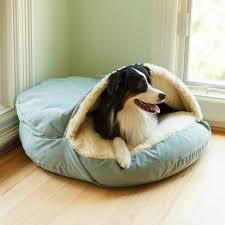 snoozer luxury cozy cave dog bed 28 colors fabrics 3 sizes