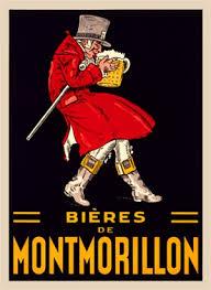 Bieres De Montmorillon Belgium 1920