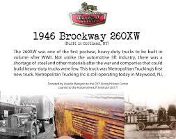 100 Metropolitan Trucking Inc Jeodesign Automotive Lift Institute