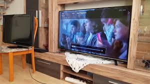 hisense h55mec3050 138 cm 55 zoll fernseher ultra hd tuner smart tv unboxing review
