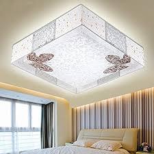 lzhing ikea koreanischen warme schlafzimmer led lichtdecke