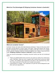 100 How To Make A Container Home What Are The Dvantages Of Shipping S In