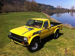 Beautifully Restored 1980 Toyota 4x4 Pickup, Original Turn Key Ready ...