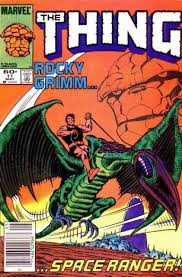 ranger part 1 the thing 11 rocky grimm space ranger part 1 rocky grimm