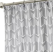 Smooth Curtain Fabric Crossword by Extra Long Shower Curtain Fabric Shower Curtains Bathroom Curtains