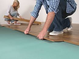 Laminate Flooring With Attached Underlayment by Laminate Flooring Underlayment Quick Step Com