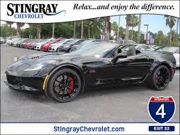 New 2018 Chevrolet Corvette Grand Sport 1LT 2dr Car in Plant City