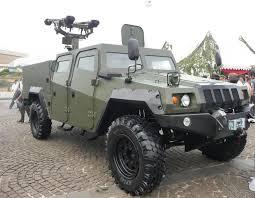 Mobil Militer Versi Perang 'made In